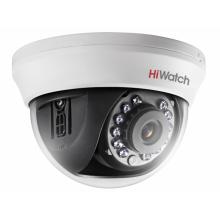 Купольная HD-TVI видеокамера HiWatch DS-T201