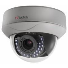 Купольная HD-TVI видеокамера HiWatch DS-T507