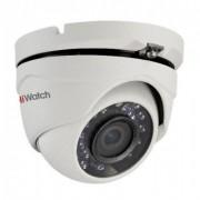Купольная HD-TVI видеокамера HiWatch DS-T103