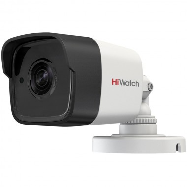 Цилиндрическая HD-TVI видеокамера HiWatch DS-T300