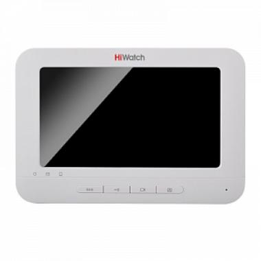 Монитор видеодомофона Hiwatch DS-KH2220 / DS-DM222 / DS-D100M