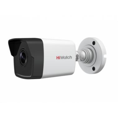 Цилиндрическая IP видеокамера HiWatch DS-I100