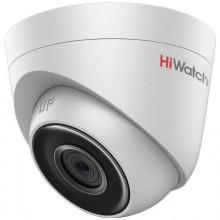Купольная IP видеокамера HiWatch DS-I103